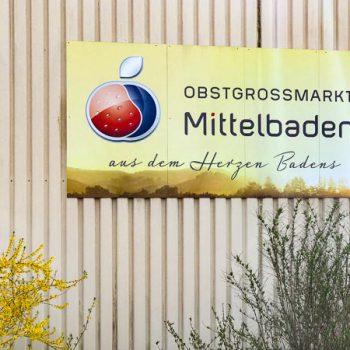 Hinterkirch, Ortenau, Obstgrossmarkt Mittelbaden