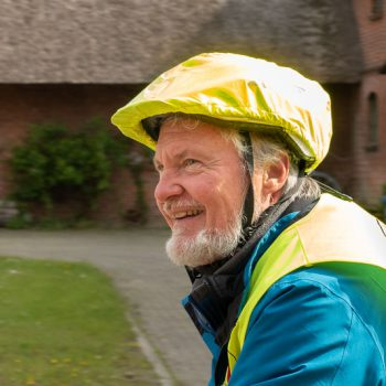 Bambusrad - Hans Rutar - KlimatourApfel - Haseldorf - Ankunft